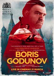 Boris Gudunov (Live) - Royal Opera House 2015/16 Season
