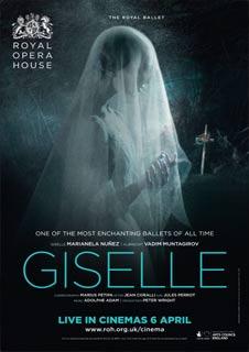 Giselle (Live) - Royal Opera House 2015/16 Season